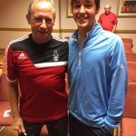 Learned a great deal spending time with legend John McGovern, Former Scottish International and Nottingham Forest Professional