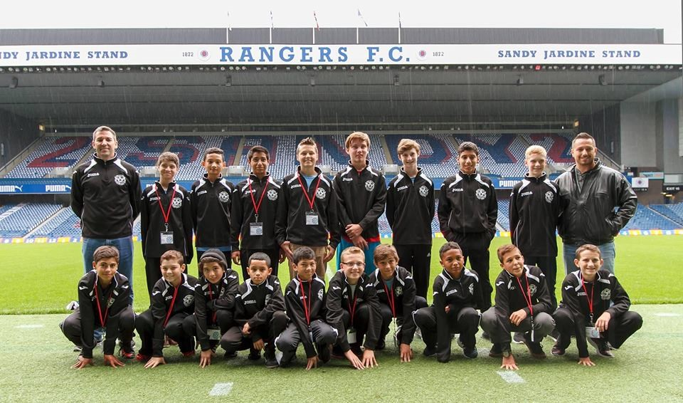 U14 Select Travel Squad to Glasgow, Scotland