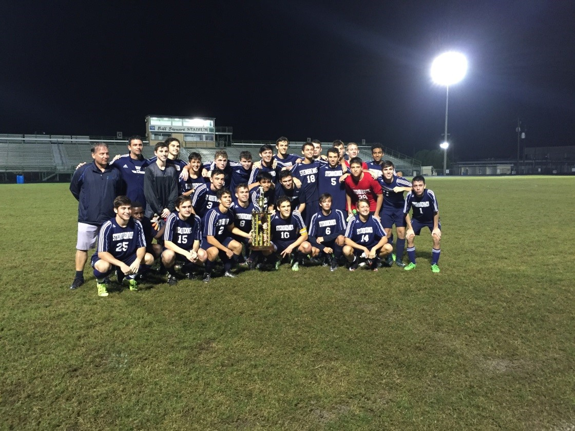 Steinbrenner High School Soccer Program (2015-2016) Freshman Varsity Letterman, Played the most minutes of any freshman