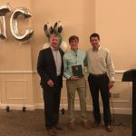 Dominick was named Offensive Player of the Year. Dominick scored 18 goals and 3 assists in 13 starting appearances as Captain for the Tampa Catholic Boys Varsity Team. He led District 2A in total points, awarded Player of Game 5x's. was in the top 30 in points in the State of Florida. The team ended the season with a 10-6-3 record.